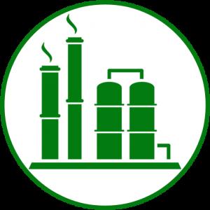 Petrochemische Anlagen